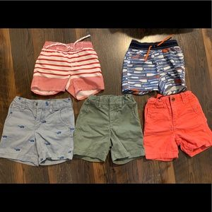 Baby Gap shorts bundle